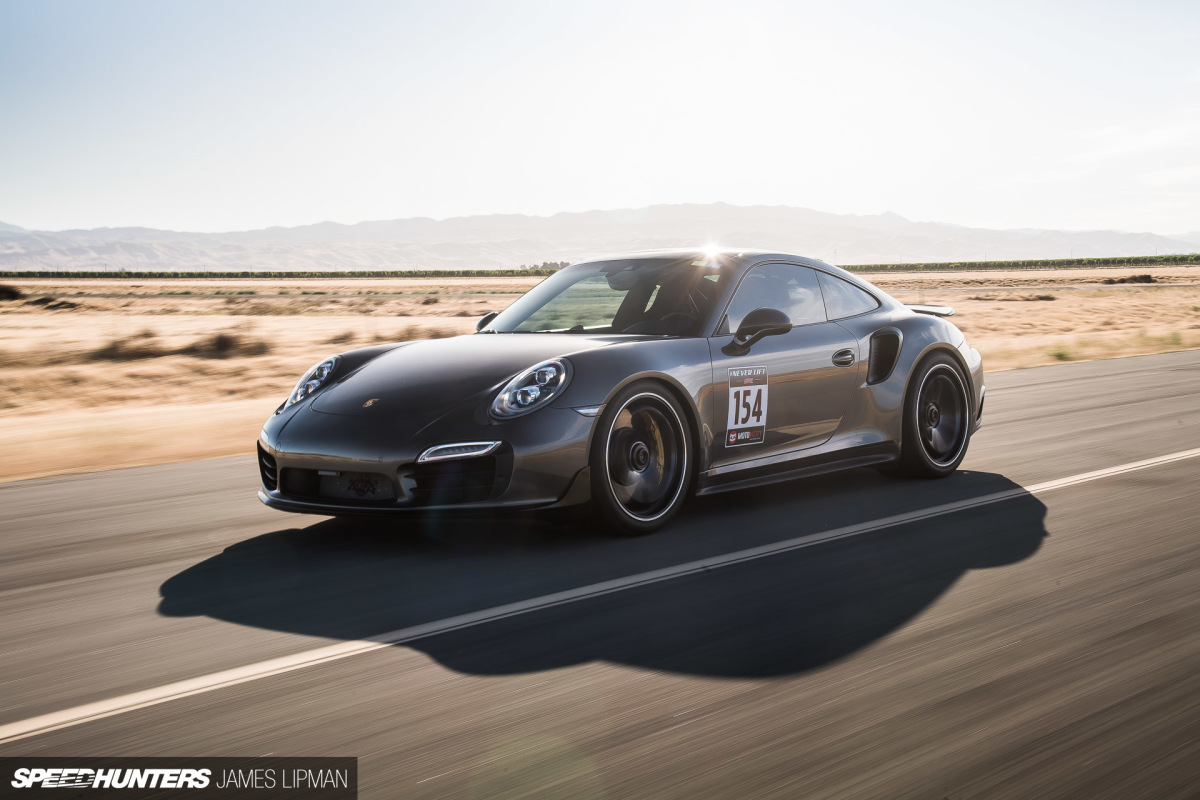 186MPH & Counting: CSF's 991 Turbo S
