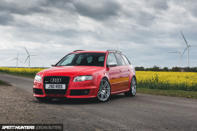 SPEEDHUNTERS PROJECT RS4 ©JORDAN BUTTERS-4476