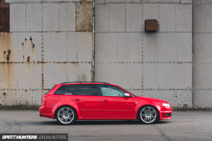 SPEEDHUNTERS PROJECT RS4 ©JORDAN BUTTERS-5462
