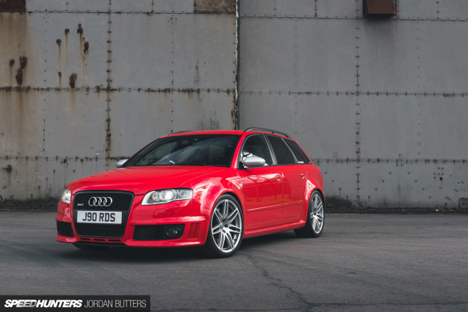SPEEDHUNTERS PROJECT RS4 ©JORDAN BUTTERS-5451