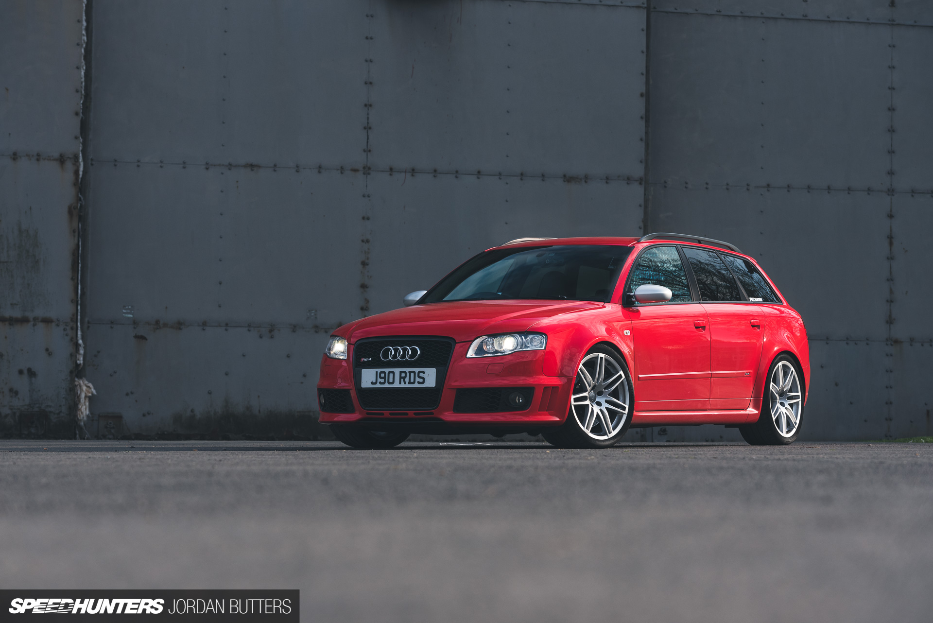 Project RS4: Back & Better Than Ever