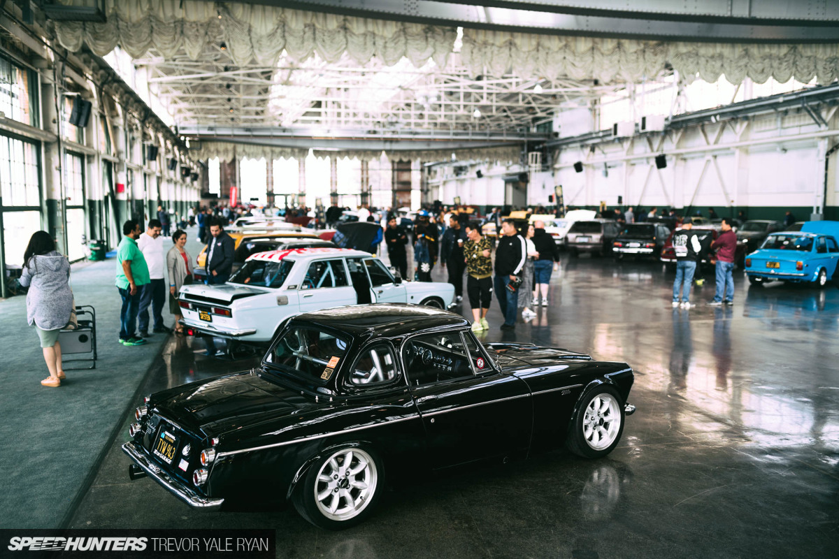 The SR20 Datsun Roadster Lives On