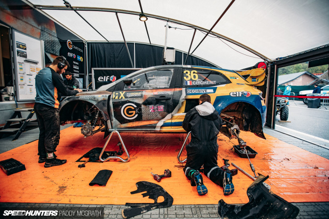 2019 World RX Spa-Francorchamps GCK Bilstein Speedhunters by Paddy McGrath-43