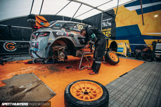 2019 World RX Spa-Francorchamps GCK Bilstein Speedhunters by Paddy McGrath-50