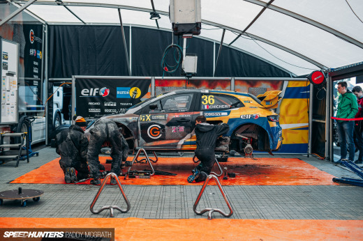 2019 World RX Spa-Francorchamps GCK Bilstein Speedhunters by Paddy McGrath-95