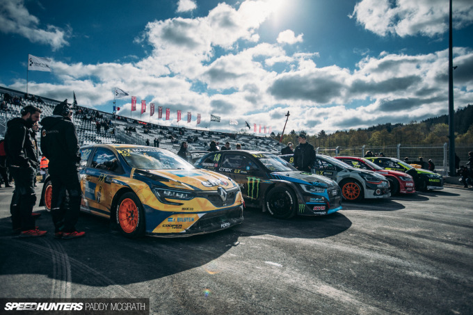 2019 World RX Spa-Francorchamps GCK Bilstein Speedhunters by Paddy McGrath-130