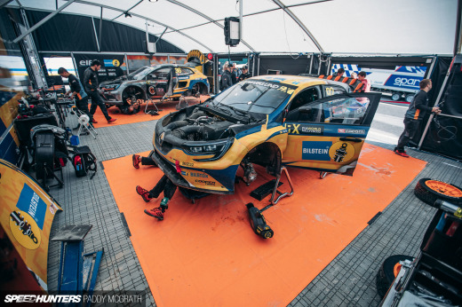 2019 World RX Spa-Francorchamps GCK Bilstein Speedhunters by Paddy McGrath-142