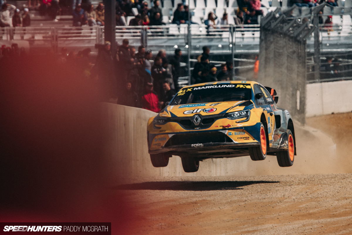 Inside Man: The Ruthless World of Rallycross