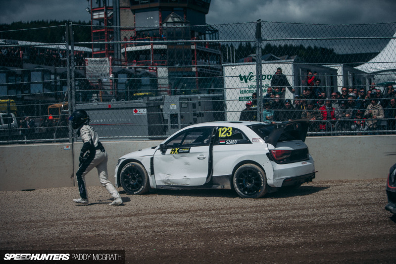 2019 World RX Spa-Francorchamps GCK Bilstein Speedhunters by Paddy McGrath-152