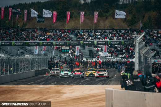2019 World RX Spa-Francorchamps GCK Bilstein Speedhunters by Paddy McGrath-162