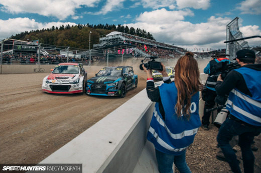 2019 World RX Spa-Francorchamps GCK Bilstein Speedhunters by Paddy McGrath-166