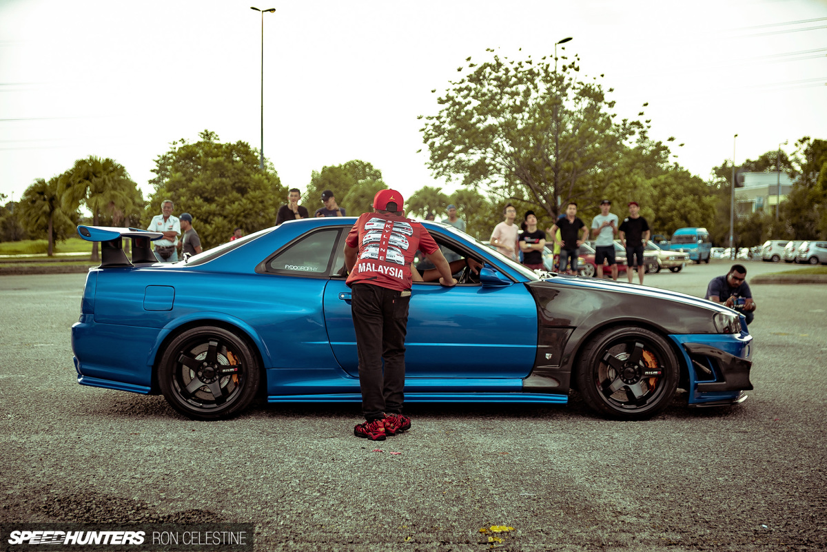 A Small Outing With The Skylines OfMalaysia
