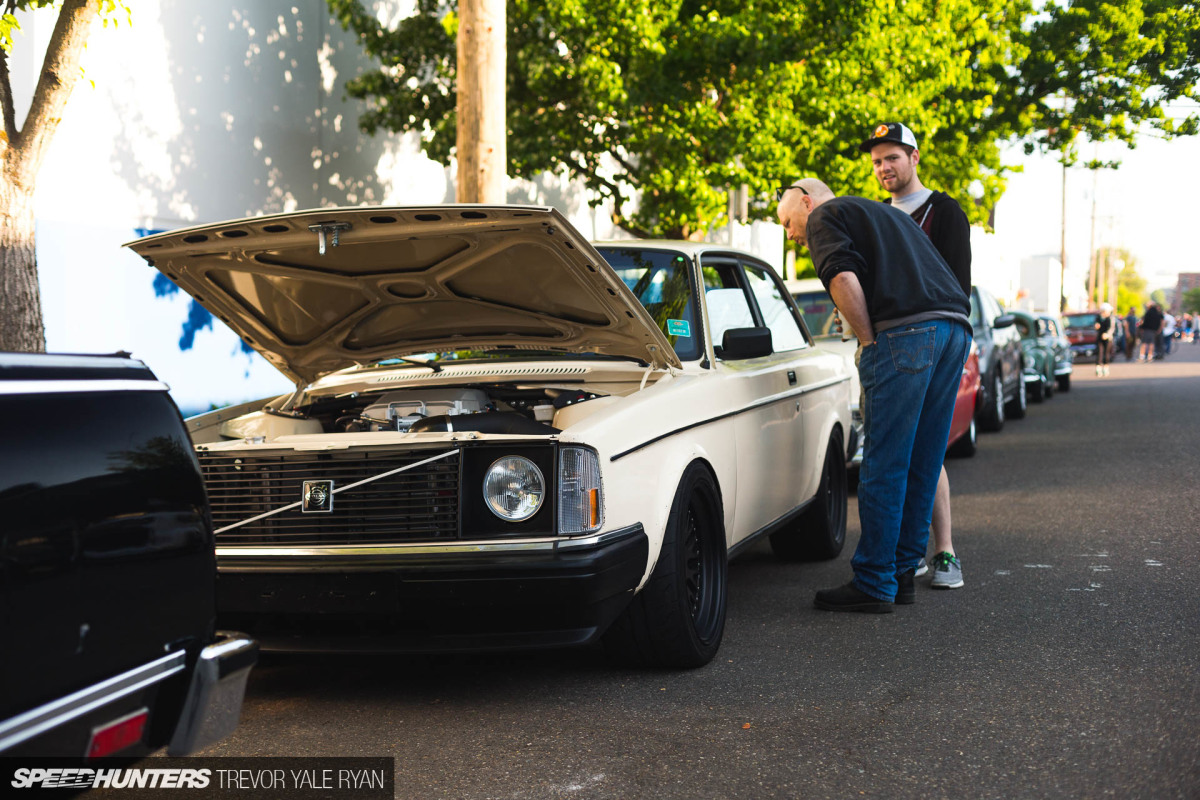 Wooden Cars, A V8 Volvo, War Machines &More