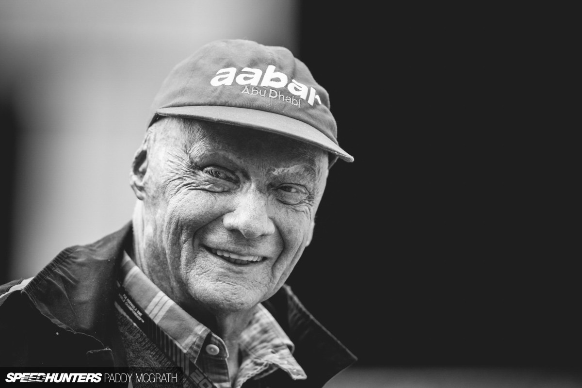 Niki Lauda: What Would Life Be Like If We Only Did What Is Necessary?