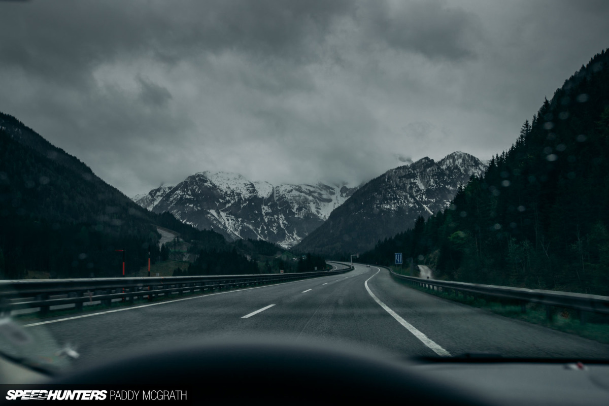Late In The Day: The Road To Wörthersee