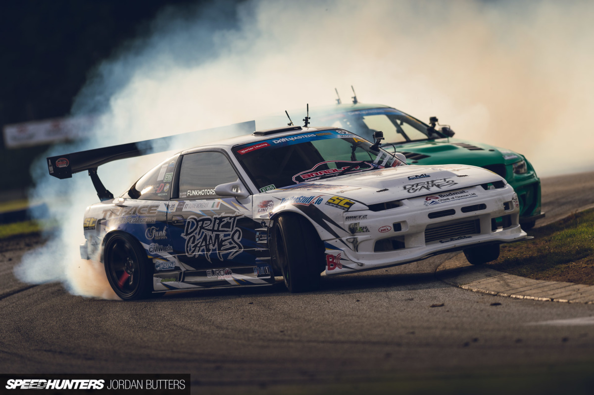 Through My Lens: Drift Masters Austria