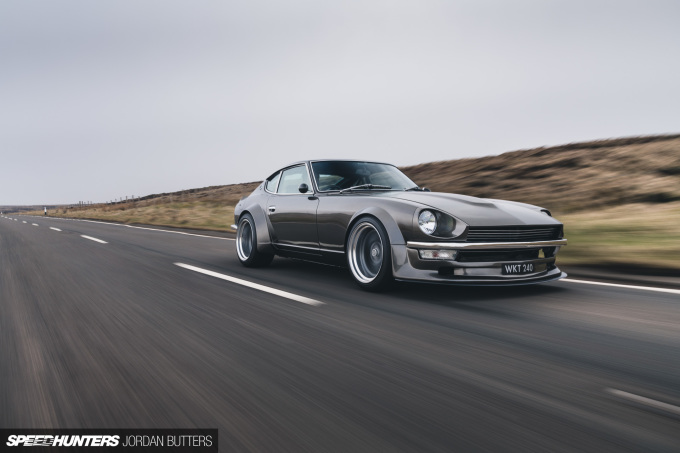 SPEEDHUNTERS MZR WIDEBODY 240Z ©JORDAN BUTTERS-