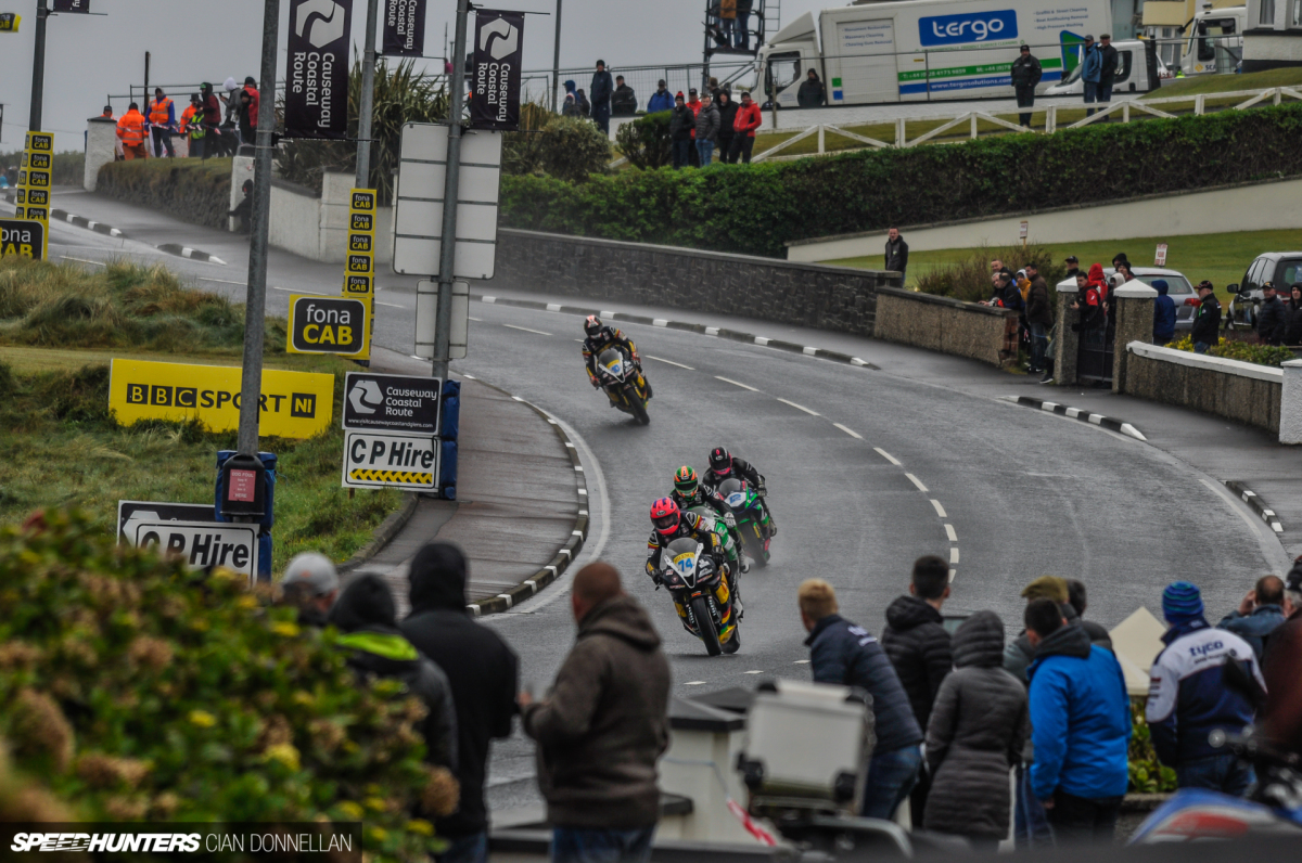 Throttle Pinned: The North West 200