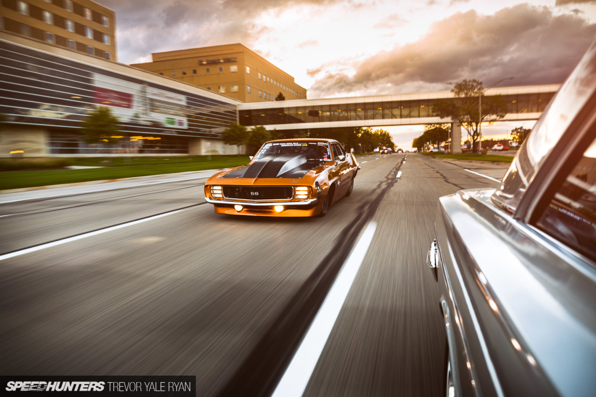Sick Seconds: Cruising With America's Fastest Street Car
