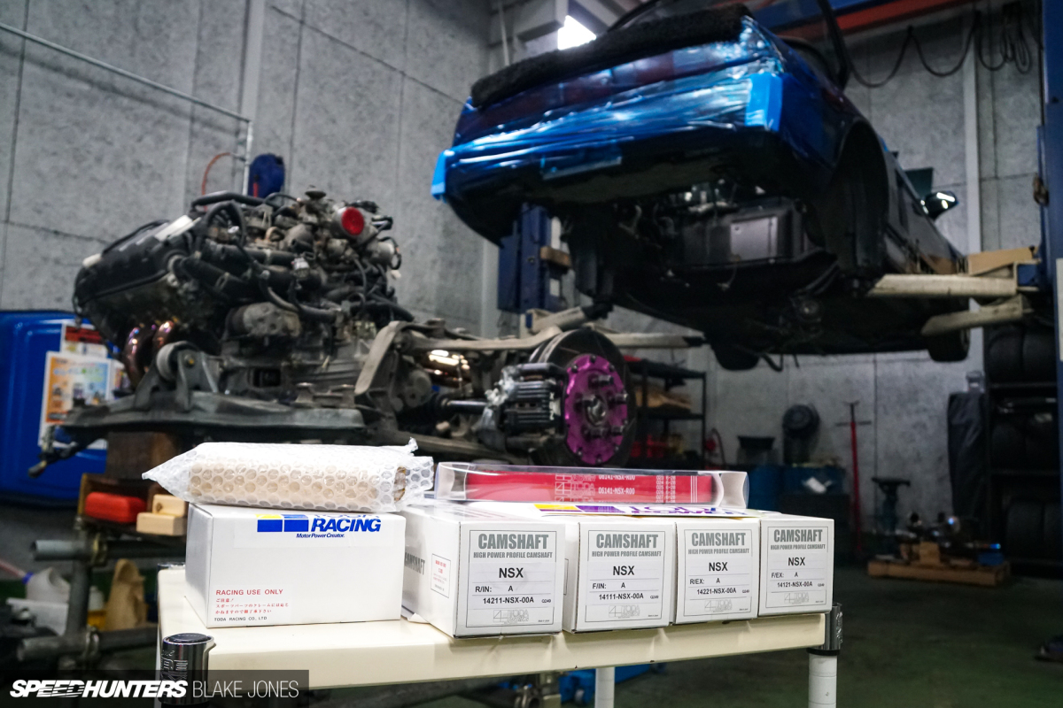 Project NSX: Dreams Of Power – Part One