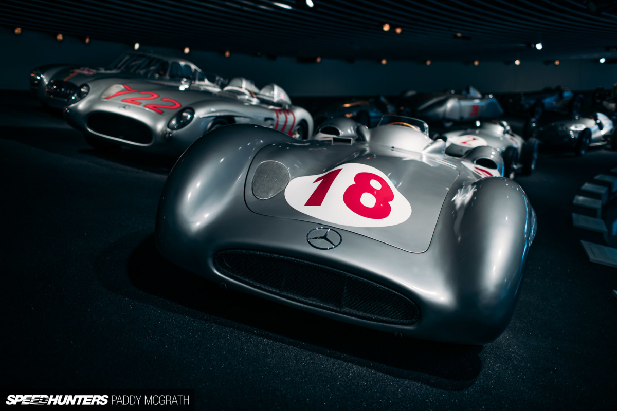 World Changers: Inside The Mercedes-Benz Museum