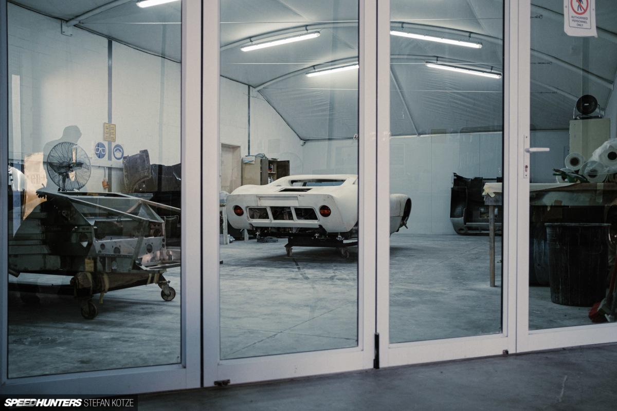 Behind The Doors Of CAV: Builders Of High-End GT40Replicas