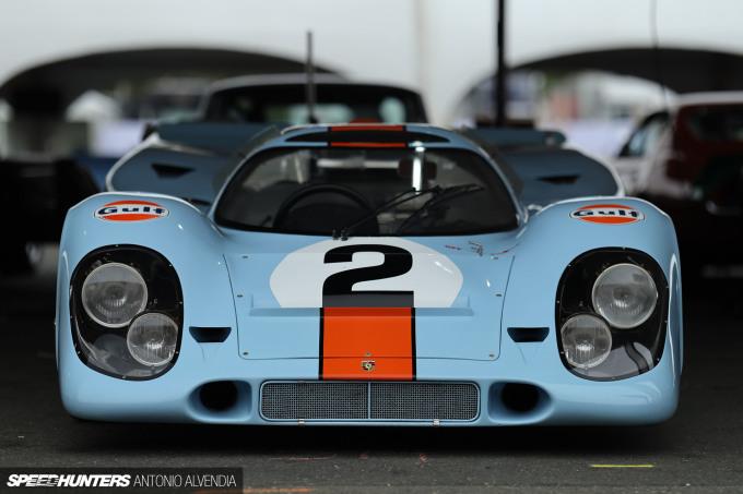 Sonoma Speed Festival Porsche 917K Luftgekuhlt Antonio Alvendia