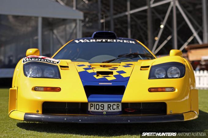 Sonoma Speed Festival McLaren F1 GTR Longtail
