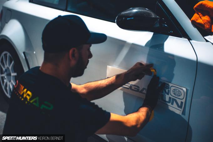 Megarun - Systems Check - Day 1- Keiron Berndt - Megarun - Speedhunters - 2019