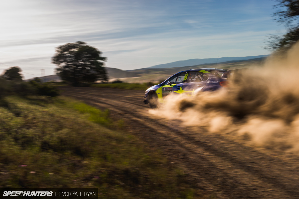 Sunrise To Sunset: The Oregon Trail Rally