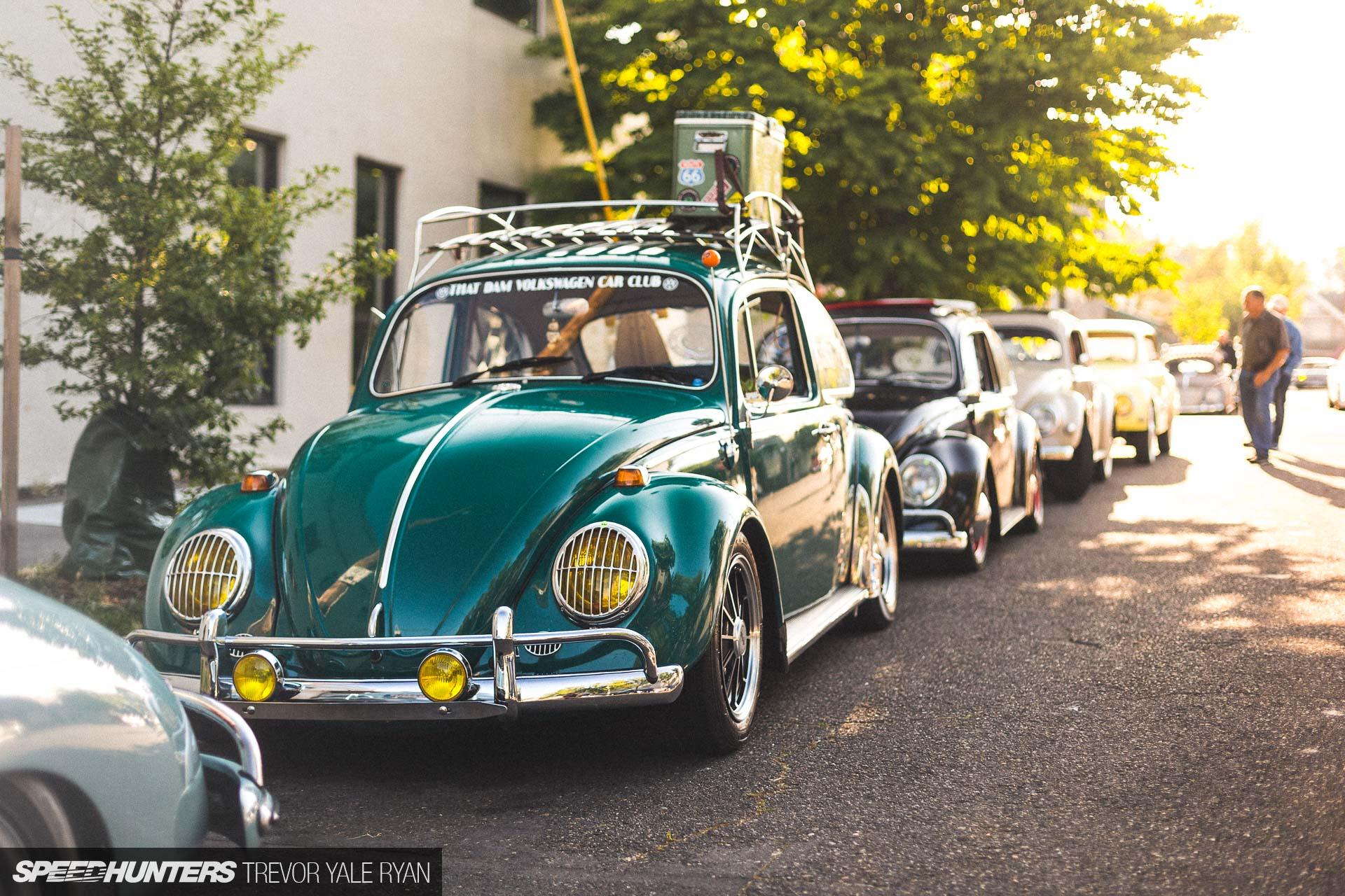The VW Beetle: Rough Beginnings & SoftEndings