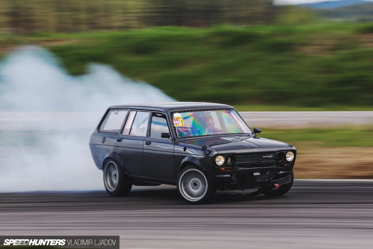 The Turbo Bmw Powered Datsun 510 Wagon Speedhunters