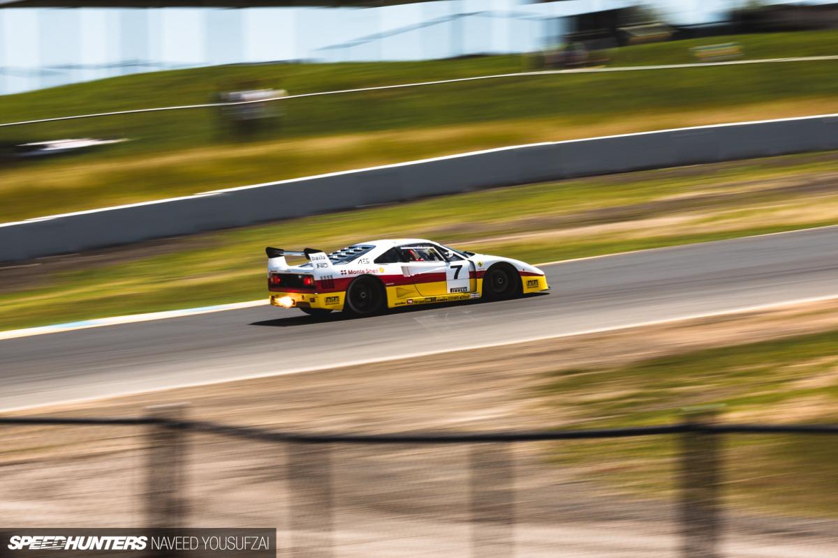 Ultimate Le Mans Duo: The McLaren F1 GTR LT & The Ferrari F40GT/LM