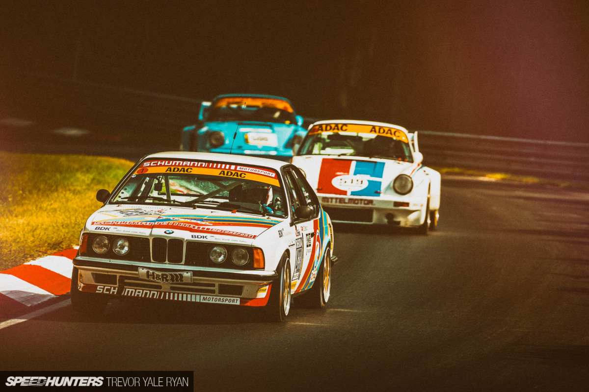 Europe Does It Better: The Nürburgring 24H Classic Race