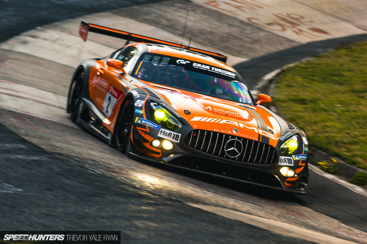 24 Hours Of Insanity At The Nürburgring