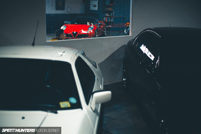 The Motoring Club - Keiron Berndt - Speedhunters