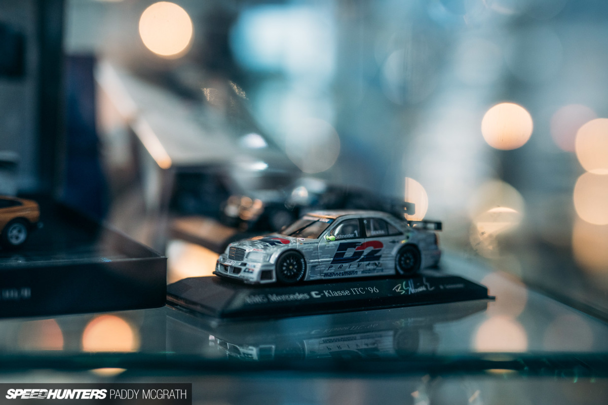 Small-Scale Superheroes: Inside Minichamps
