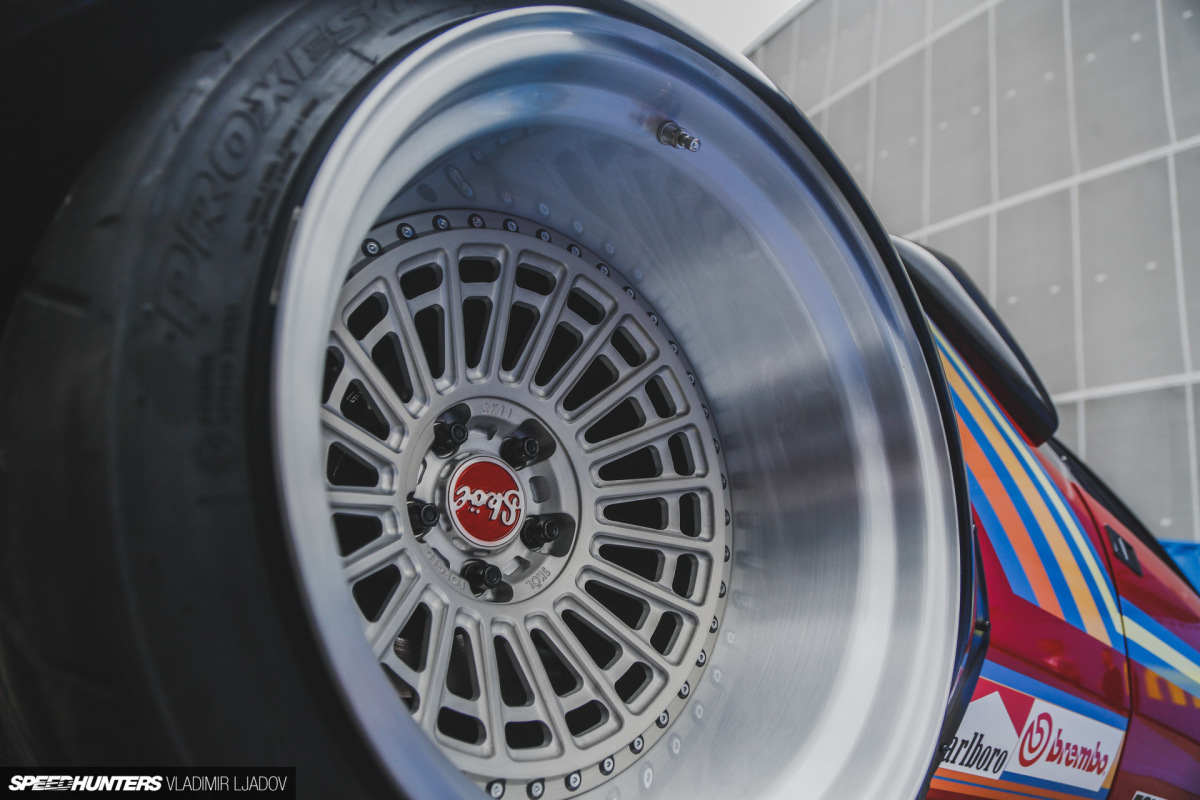 The Wheels & Fitment Of Raceism
