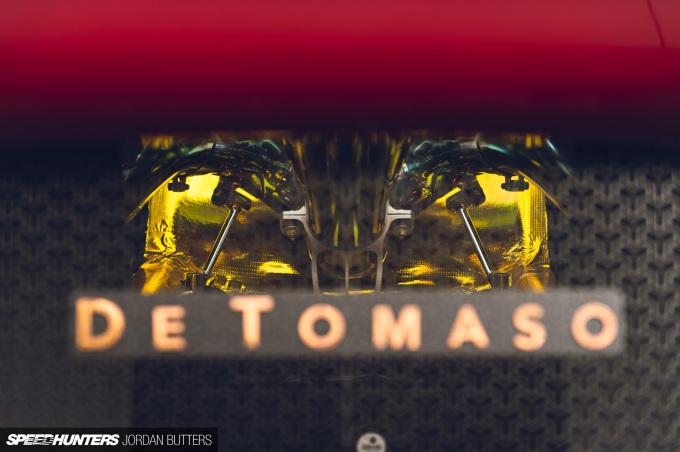 DE TOMASO P72 SPEEDHUNTERS ©JORDAN BUTTERS-5167