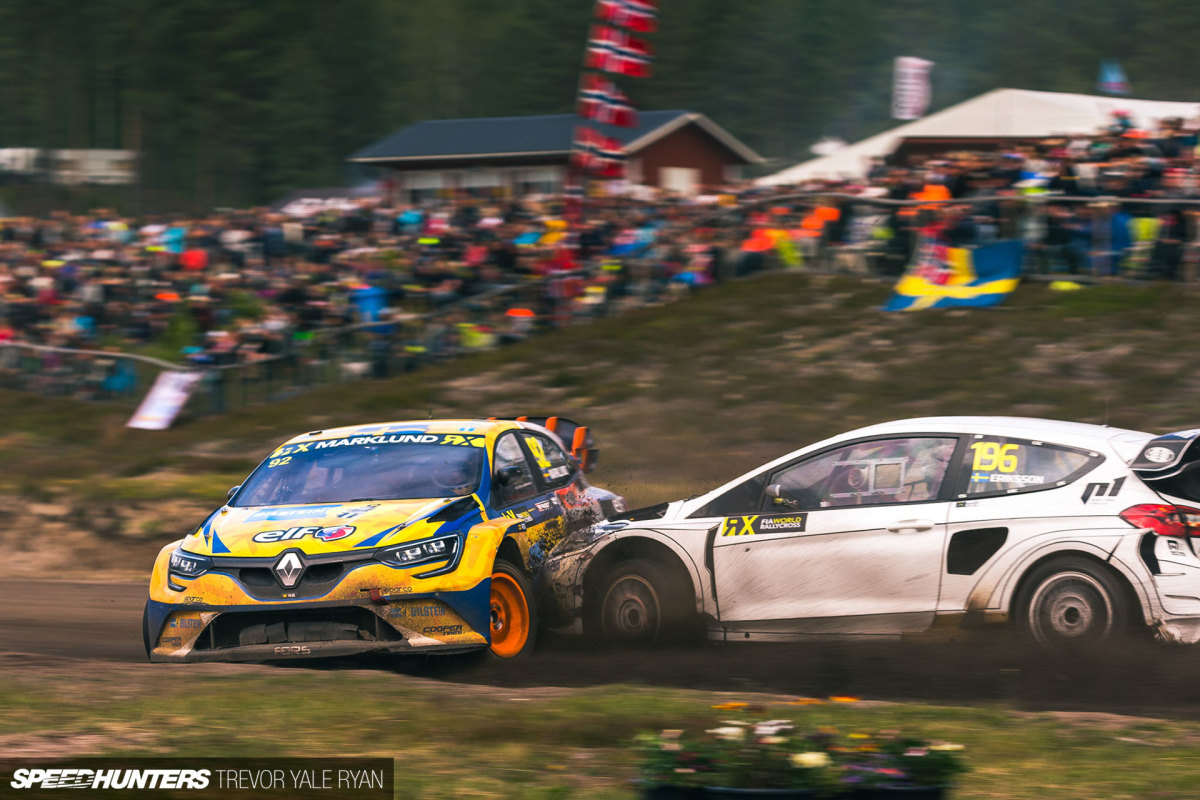 Six Reasons Why Swedish Rallycross Should Be On Your Bucket List