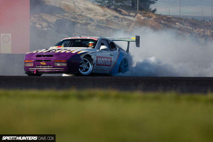 , It's Time To Race & Party: Because Gatebil