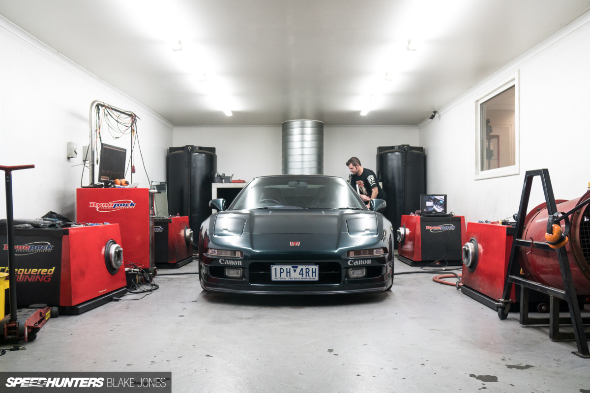 Project NSX: Dreams Of Power – Part Two