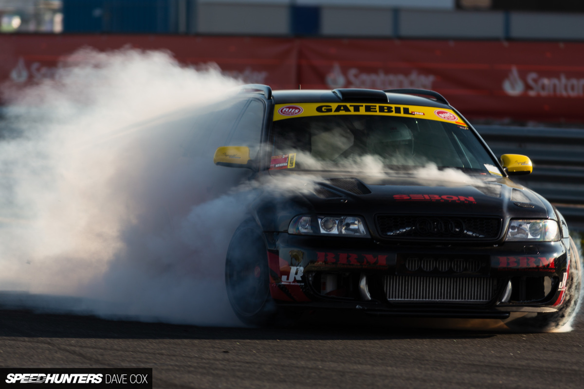 Is Gatebil Europe's Drift Matsuri?