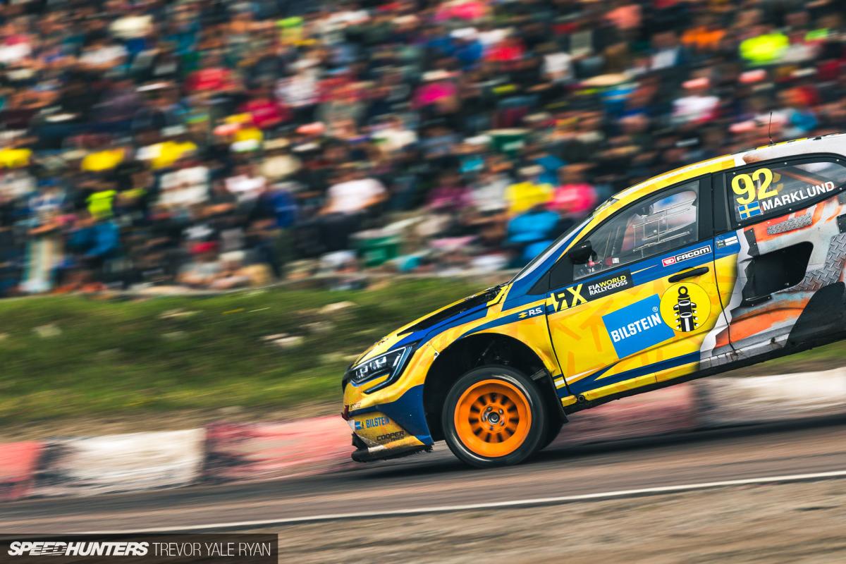 The Brutal Reality Of World Rallycross: SwedishEdition
