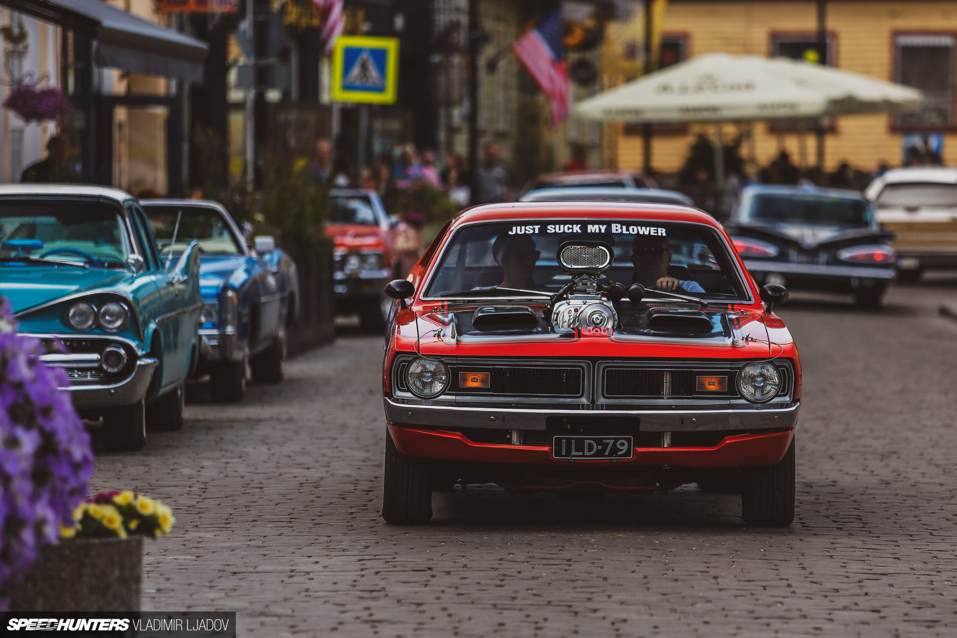 Celebrating American Car Culture In A Post-Soviet Land - Speedhunters