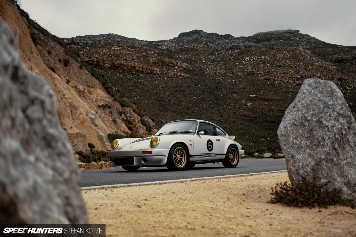 Imperfect Perfection: An Outlaw 911 On A Cloudy Day