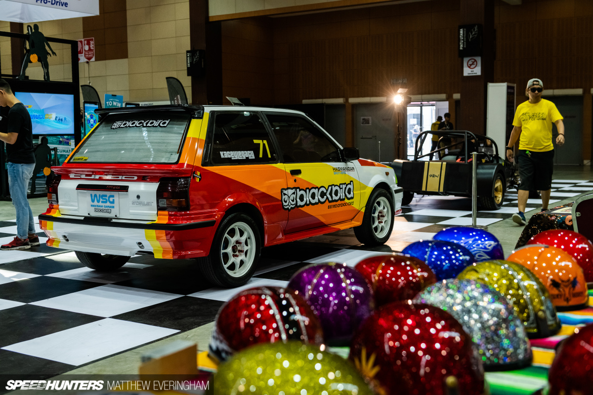 In The Moment: An Introduction To Malaysia's Art OfSpeed