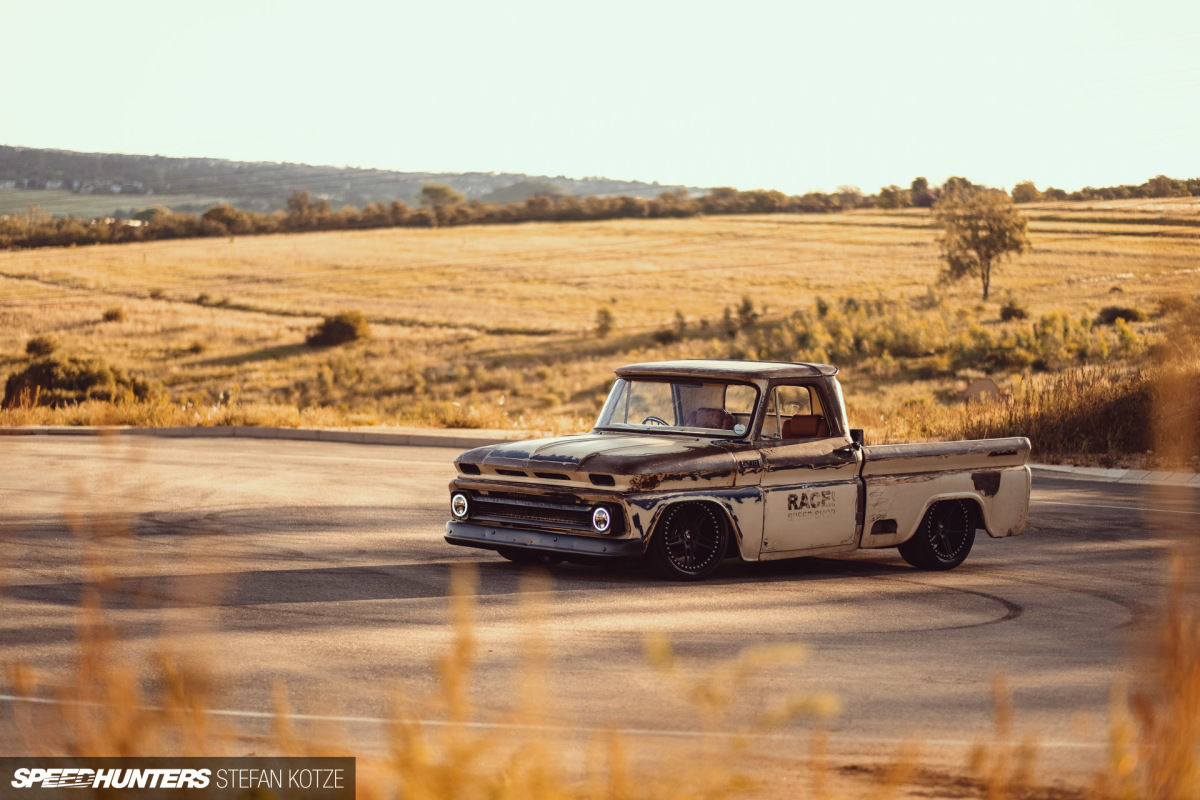 City Truck: A Patina-Cloaked C10