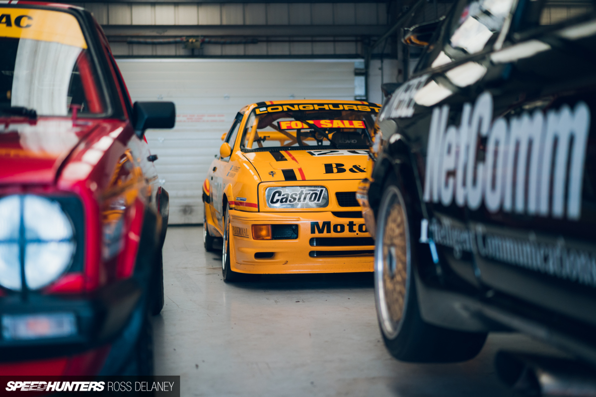 Feelings Of Nostalgia At The Silverstone Classic