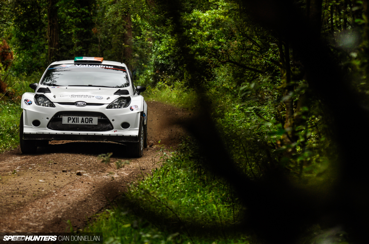Braving The Elements Of Irish Gravel Rallying